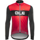 Alé Cycling R-EV1 Rumbles Jacket Men Black-Red